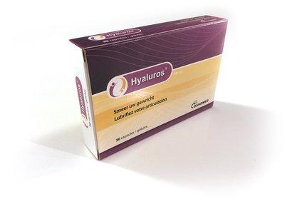 Hyaluros 30 capsules - Verpakking voor 1 maand