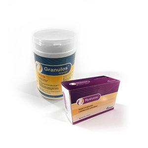 Combi-pakket: Granulos en Hyaluros - 3 maand behandeling